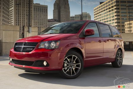 It's over for the Dodge Grand Caravan and Dodge Journey