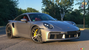 2021 Porsche 911 Turbo S First Drive: A civilized thoroughbred