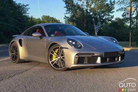 2021 Porsche 911 Turbo S First Drive Car Reviews Auto123