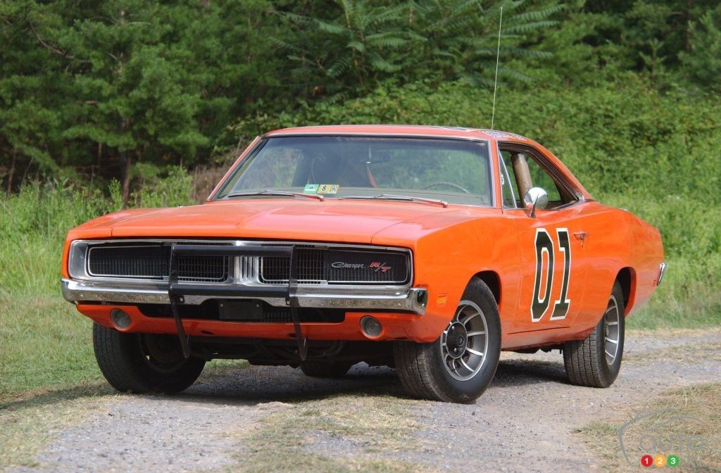 What Do We Do With the Confederate Flag on the General Lee Car?