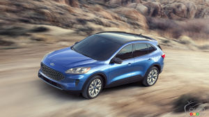Six choses à savoir sur le Ford Escape hybride 2020