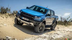 2019 Ford Ranger Raptor (global)