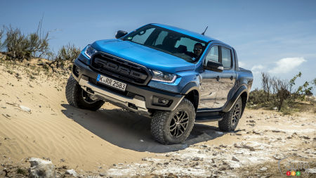Ford Ranger Raptor Set to Come to North America… Finally