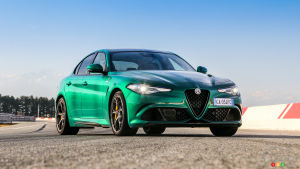 Updates for 2020 Alfa Romeo Models Announced
