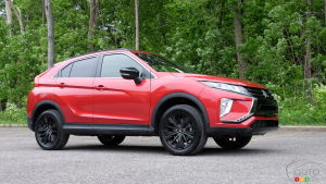 2020 Mitsubishi Eclipse Cross Review: Go Your Own Way