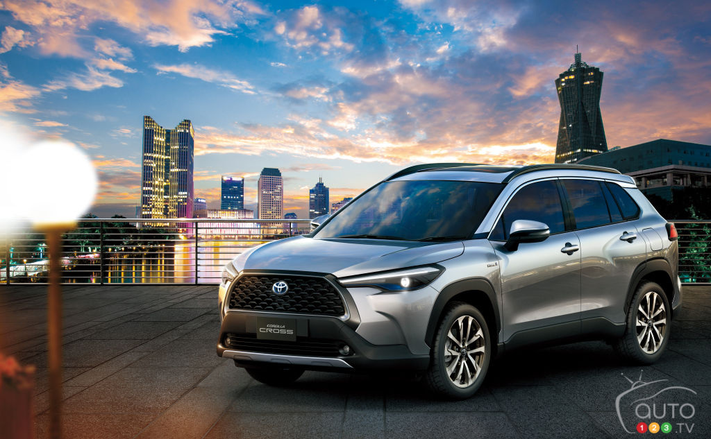 The 2021 Toyota Corolla Cross: Headed Our Way?