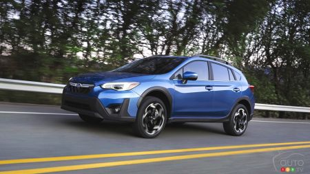 2021 Subaru Crosstrek: Here are Pricing, Trim Details for Canada