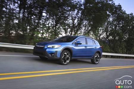 2021 Subaru Crosstrek pricing announced for Canada   Car ...