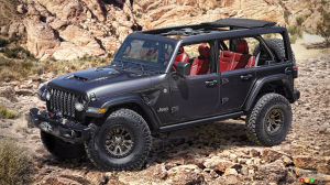 Jeep's Riposte to the Ford Bronco? For Starters, Enter the Rubicon 392 Concept