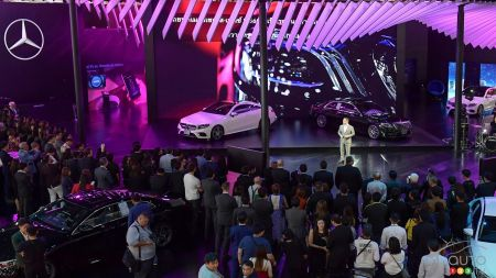 Bangkok Auto Show Opens, First To Do So since Onset of Pandemic