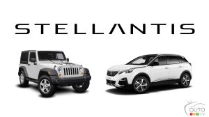 Stellantis: new name annnounced for merged FCA-PSA company