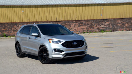 2020 Ford Edge ST Review: Second Time's the Charm