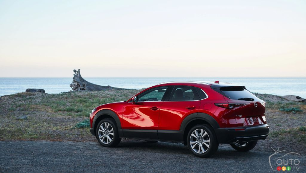 2021 Mazda CX-30: Details and pricing for Canada
