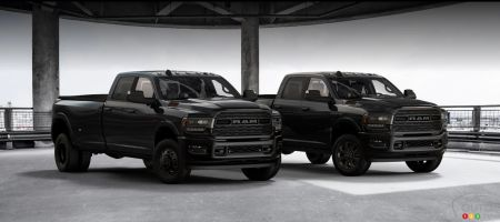 Meet the 2020 Ram Heavy Duty Limited Black Edition
