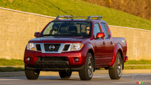 Canada Won't Get 2020 Nissan Frontier with New Engine