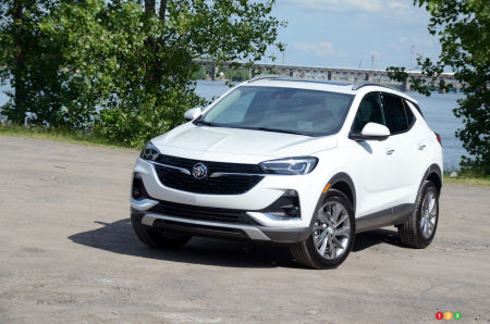 2020 Buick Encore GX Review: An (Obviously) Improved Formula