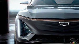 Cadillac Patents Symboliq, Optiq and Celestiq Names