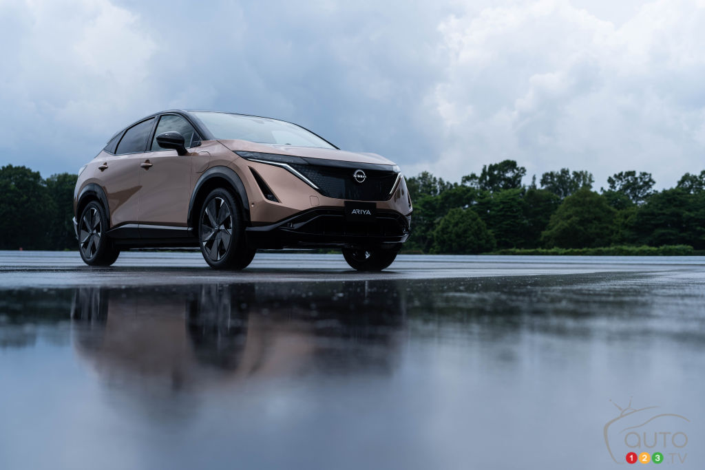 Nissan Planning Larger Electric SUV After Ariya?