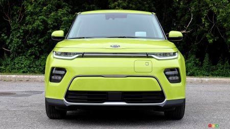 Kia Soul EV Might Remain a Canadian-Only Affair in North America