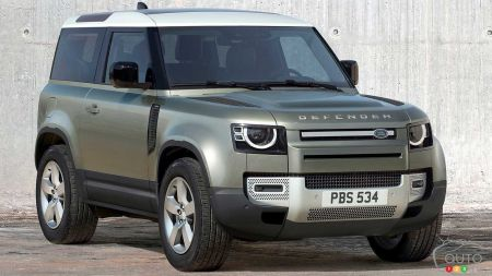 Covid-19 Forces Land Rover to Postpone Defender 90 Debut