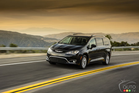 Chrysler Pacifica 2020 : 10 choses à savoir