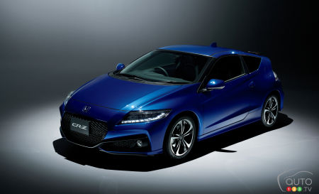 Honda Reserves CR-Z Name Again