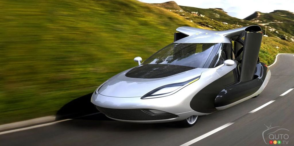 Flying Cars Approved For Use in New Hampshire
