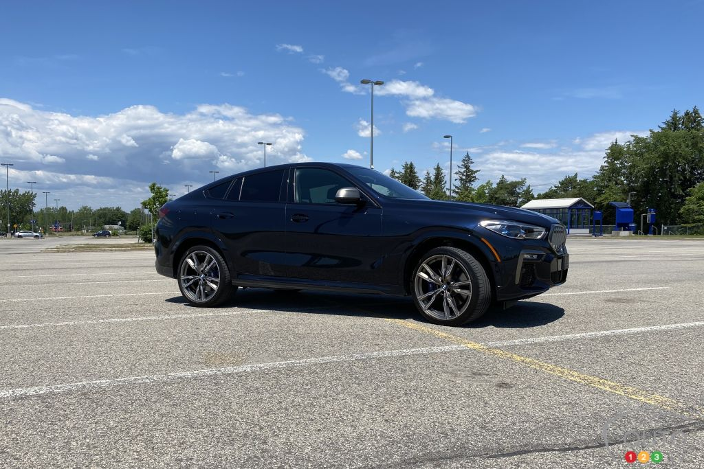 2020 BMW X6 Review: Bold and Brash