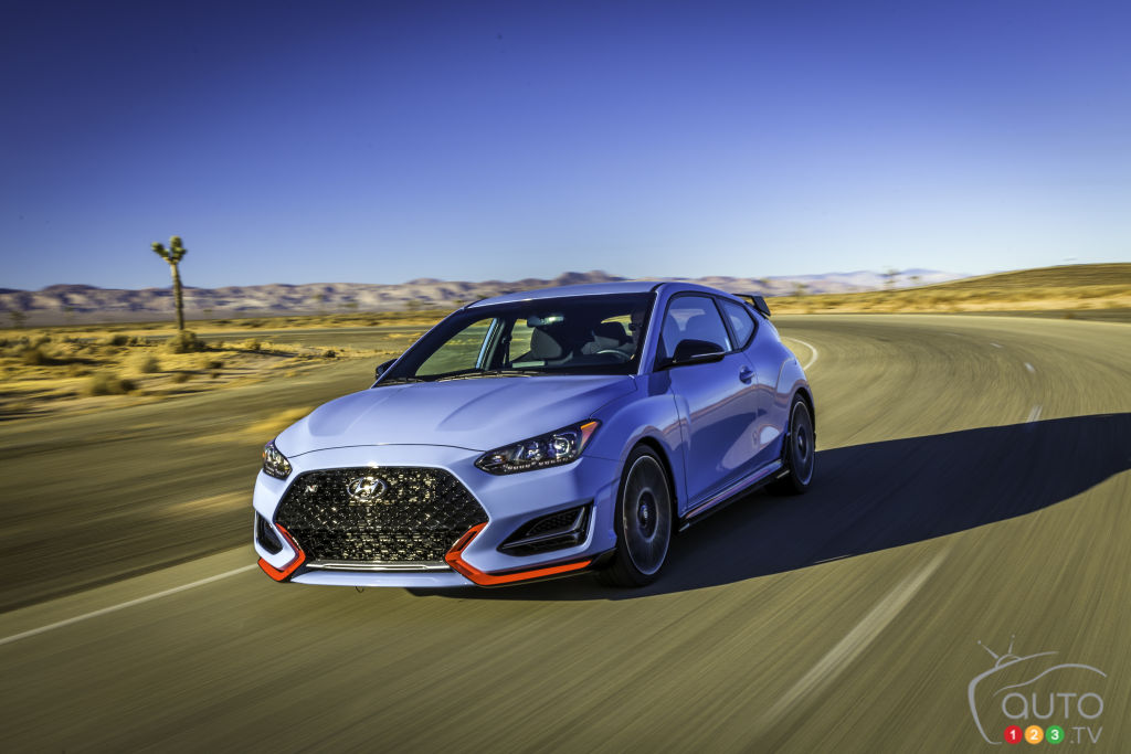 Hyundai Canada Pulls Veloster for 2021, but Keeps its N Version