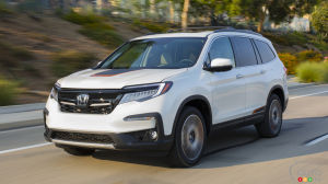 Honda Canada Recalls 53,770 Vehicles, Up to 4 Issues Identified