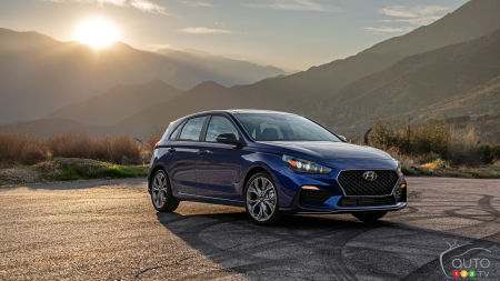 It's over for the Hyundai Elantra GT
