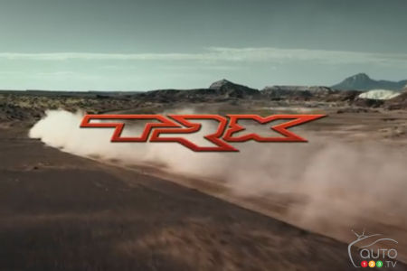 The New Ram 1500 TRX Will Debut on August 17