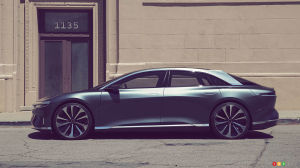 Prototype Lucid Air
