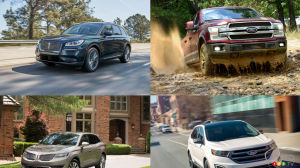 Ford recalls 500,000 SUVs for a brake related issue