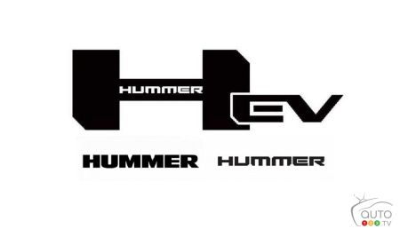 Here's the Logo of the Future GMC Hummer EV
