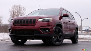 Jeep Cherokee 2020 : 10 choses à savoir