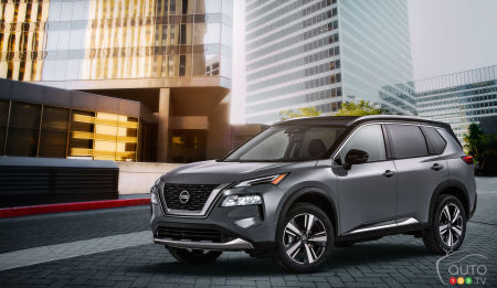 2021 Nissan Rogue: Prices and Details for Canada Announced