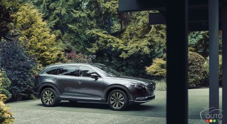 2021 Mazda CX-9: Canadian Pricing Announced