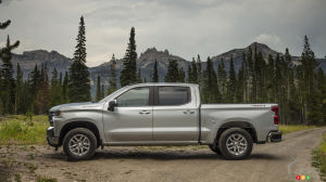 Chevrolet Silverado to get the GMC Sierra's multifunction tailgate