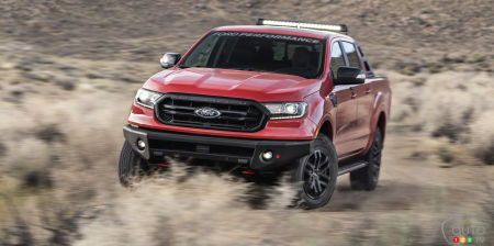 A Tremor Version of the Ford Ranger Coming Soon?