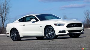 An Eight-Year Cycle for the Next Ford Mustang