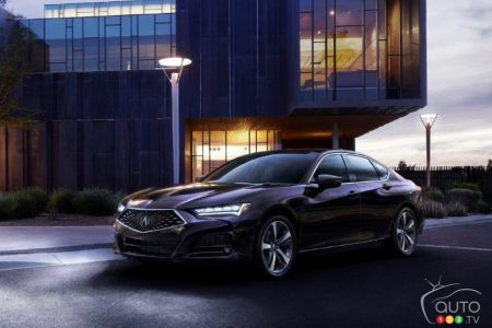 2021 Acura TLX: Canadian Pricing Announced Ahead of September Arrival
