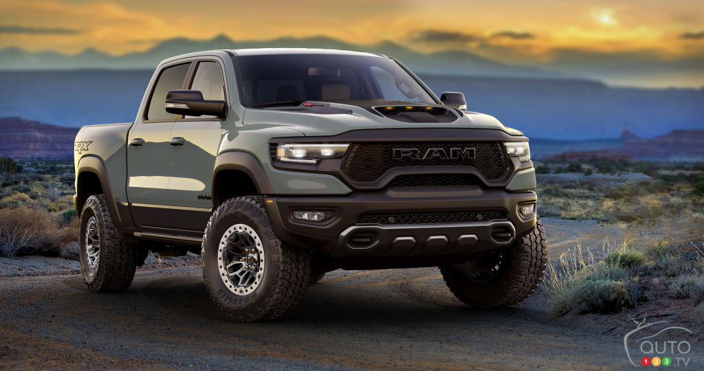 Ram 1500 TRX Launch Edition, Priced $90,000 USD, Sells out in Three Hours