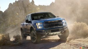 The Mustang GT500's V8 for the Next Ford F-150 Raptor?