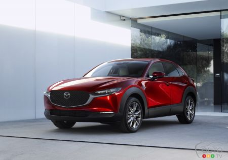 2021 Mazda CX-30 Could Get Turbo Engine