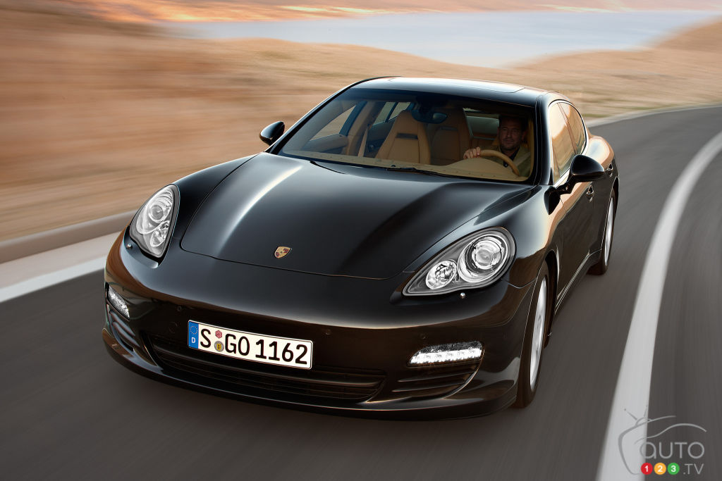 Porsche Being Investigated Over Gas-Engine Emissions Test Reporting