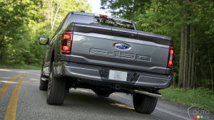 A Multifunction Tailgate Coming to the Ford F-150?
