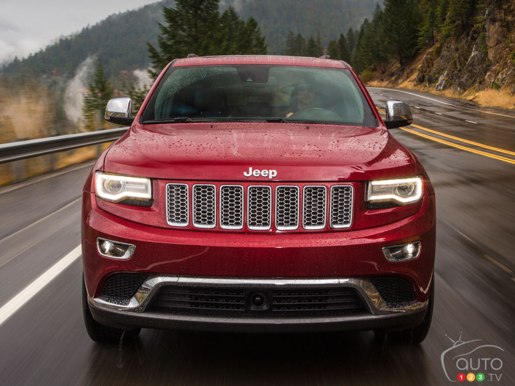 FCA Recalling 132,000 Vehicles with Diesel Engines Worldwide