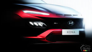 Hyundai Previews Revised 2021 Kona and Kona N Line