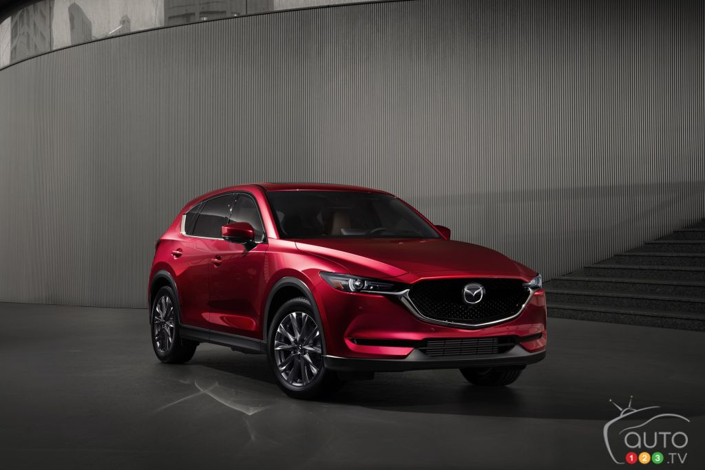 2021 Mazda CX-5 Pricing, Details announced